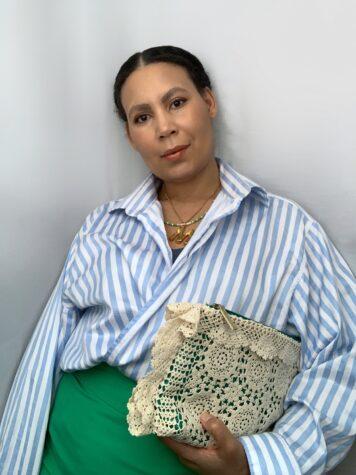 Sy en kuvertväska inspirerad av Monika Kichau!