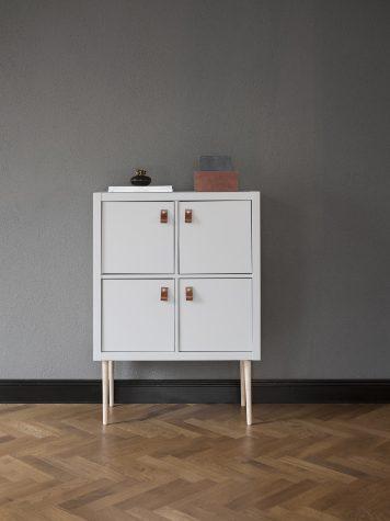 DIY – Skandinavisk lyx av begagnad IKEA Kallax
