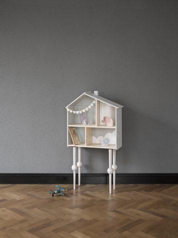 DIY – Drömmigt dockhus till perfekta barnrummet