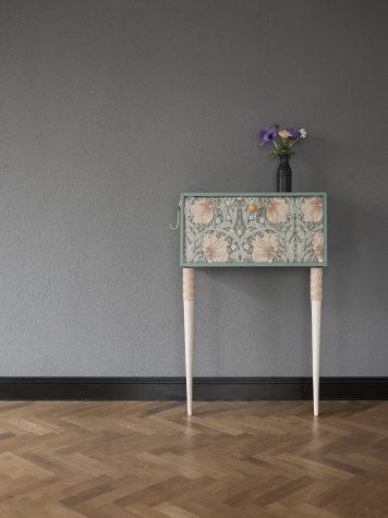 DIY – Förvandla ett väggskåp till en vintageinspirerad sekretär