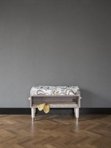 DIY – En vacker hallbänk i nordisk design av IKEA Metod köksstomme