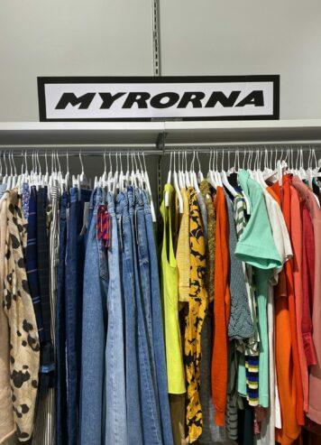 Handla från Myrorna i fjorton av MQ MARQETS butiker!