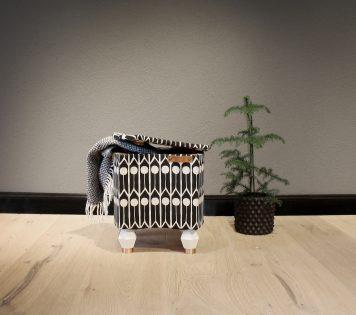 DIY  – Så gör du om en dammig pall till nordisk design