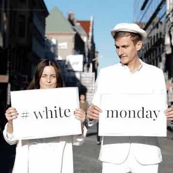 White Monday – Svenska företag skapar en motpol till Black Friday.